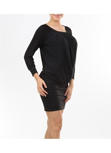 Beymen Studio Elbise Siyah